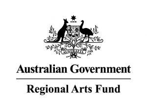 Regional Arts Fund logo