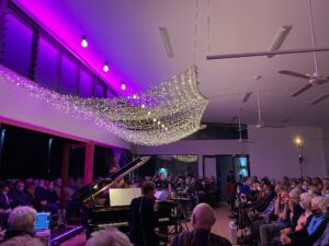 Jazz at the Point Lookout Hall